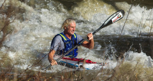 Grand master Lee McGregor aims to go even better than his 2013 eighth placed effort when he takes on this year's Berg River Canoe Marathon from 16-19 July. - John Hishin/