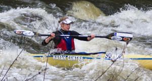 After a dominant season Alex Adie will start as one of the top contenders for the women's title in the Berg River Canoe Marathon. However she will have to work hard to get the better of her twin sister Abby Adie.
