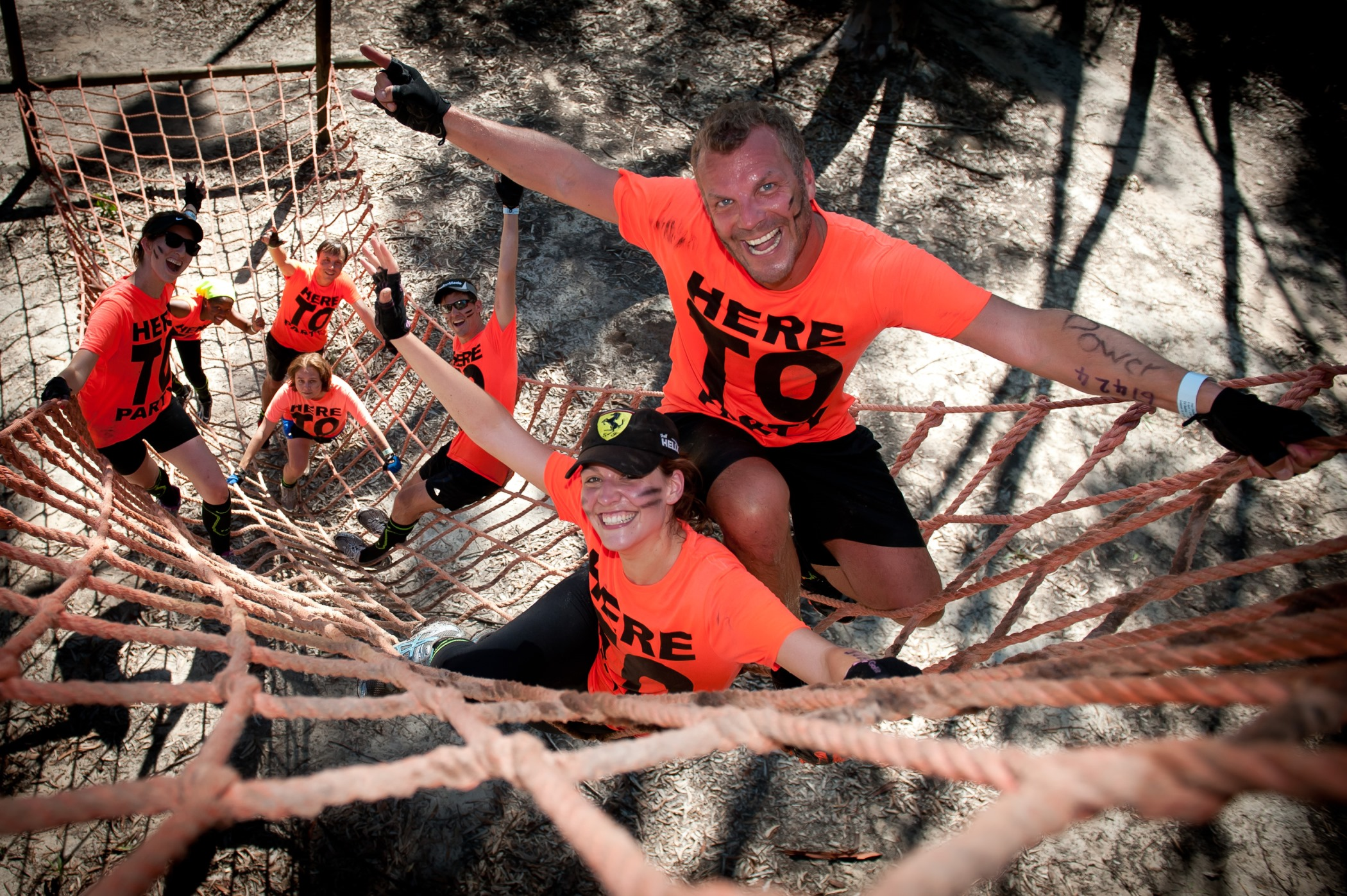 Seen here:  Participants in action during the IMPI Challenge earlier this year.  PHOTO CREDIT:  Cherie Vale / NEWSPORT MEDIA