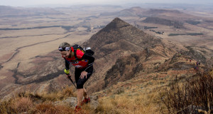 Runners during the 4 Peaks Mountain Challenge presented by Salomon - Kolesky/Nikon/Lexar