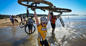 Following a strong display in 2013 Hayley Smith is hoping to replicate that performance in 2014 as she plans the defence of her Scottburgh MTB Race presented by Sappi crown when she sets off from the coastal town on Sunday, 31 August.  - Darren Goddard/ Gameplan Media