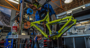 Since opening in January 2013, Torq Zone Cycles has raised the standard of bicycle repair and maintenance in South Africa.  - Picture Torq Zone