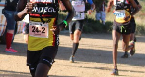 eam Contego's Bernard Rakadaz won the Spur Trail Series with one race left