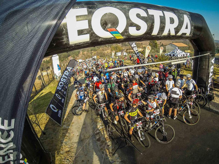 A total of 1200 mountain bikers of all ages are expected to enjoy the 19th edition of the Eqstra Spring Classic, Joburg's oldest mountain bike race, on Sunday, 7 September.