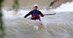 Women's defending champ Michéle Eray has confirmed she will in fact return to South Africa from her new base is USA for this year's Hansa Fish River Canoe Marathon  - Jetline Action Photo/ Gameplan Media
