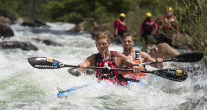 With their sights set on the World Marathon Championships in Oklahoma City in a few weeks time the world-class combination of Hank McGregor and Jasper Mocké will hope to take the South African K2 River Marathon title at the upcoming Breede River Canoe Marathon this weekend.  - Anthony Grote/ Gameplan Media