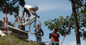 Rourke Croeser's solid 35th at the recent UCI MTB World Cup at Méribel, France  - MTBCrossCountry.com