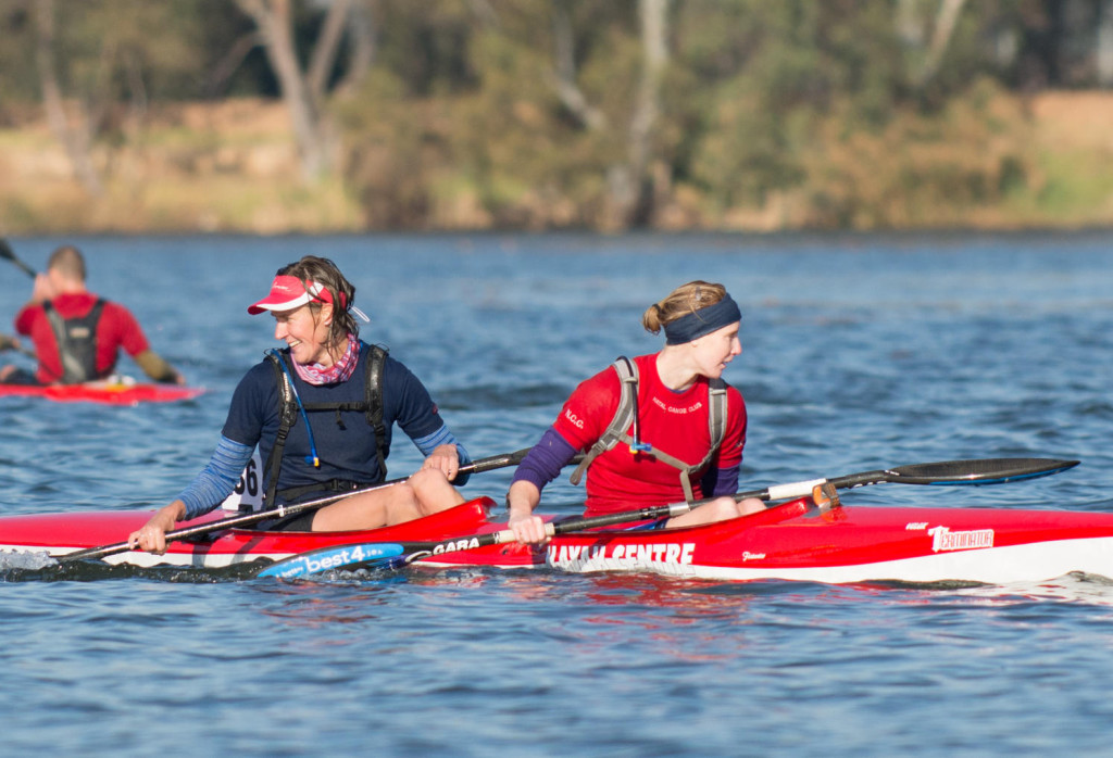 River marathon ace Abby Adie will team up with Laura O'Donoghue in the senior women's K2 race along with Under-23 star Jenna Ward and Hayley Arthur at the upcoming ICF Canoe Marathon World Championships in Oklahoma City from 24-28 September.  - Terence Vrugtman/ Gameplan Media