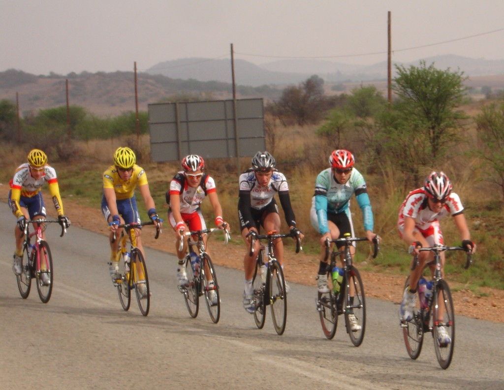 The Bestmed Campus2Campus Super Classic celebrates its 10th anniversary with a change of venue and route at the Potchefstroom campus of North-West Unversity on September 28. Photo: Mauritz Meyer