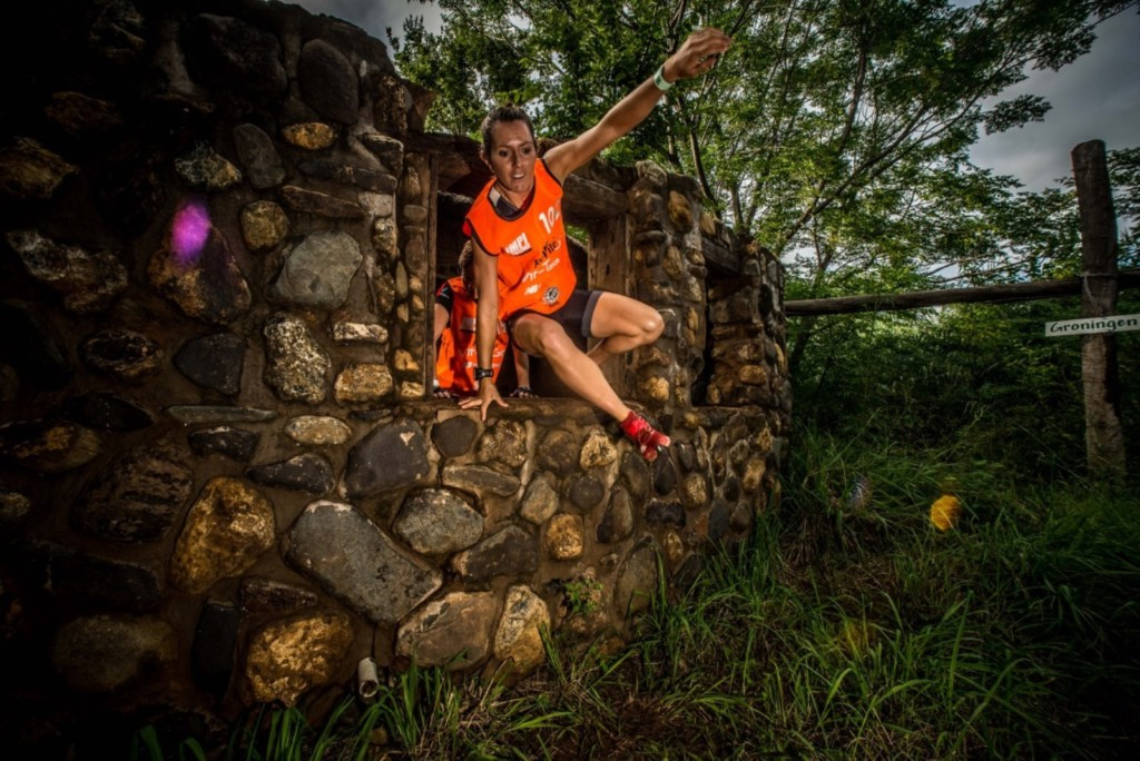 Carla Van Huyssteen in action at the IMPI Elite Gauteng#1 earlier this year.  PHOTO CREDIT:  Erik Vermeulen / Adventure Photos