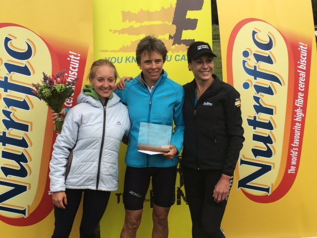 ESA Female Winners: Natia van Heerden, Hanlie Booyens and Marilyn Fischer Photo Credit: Frank Smuts