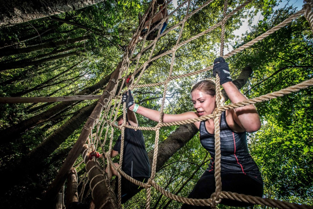 IMPI Challenge participants in action at the Van Gaalens Cheese Farm (Hartebeespoort / North West Province) earlier this year.  PHOTO CREDIT:  Erik Vermeulen / Adventure Photos