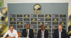 Photo - Grant McDade (adidas), Mac Chitja (CMA), Sello Mokoena (KZNA), Chris Bruwer (CMA)