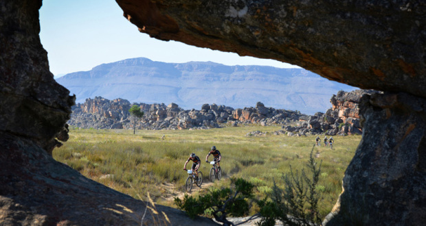 The DUTOIT Tankwa Trek route for 2015 will be getting some intriguing tweaks to make it even more rewarding for the riders. Photo credit: Zoon Cronje/Nikon/Xtremedia