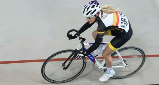 Multiple national track champion Ashleigh Parsons has signed with the Bestmed-ASG women's professional cycling team for the 2015 season. Photo: Supplied