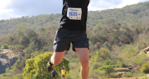 Clinton Slogrove at the Spur KZN Trail Series Race 4. Image by Greg Labuscagne