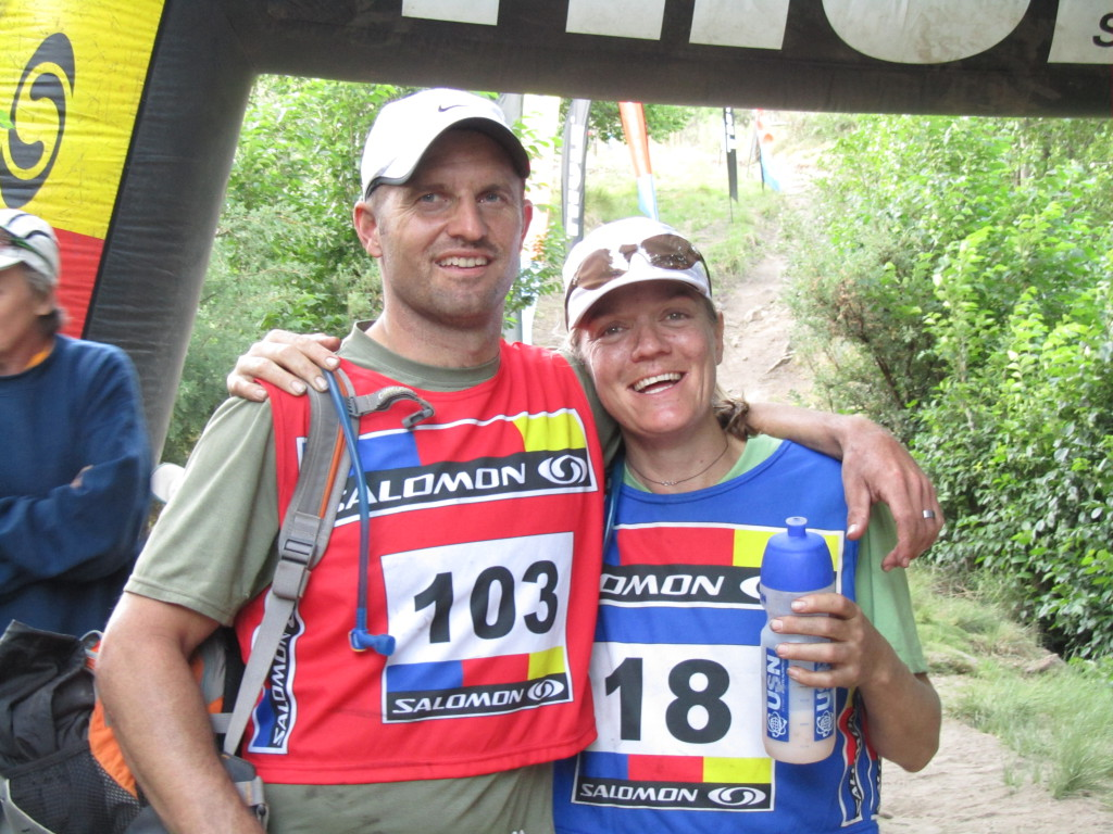 """Pure Adventures, the organisers of the Salomon Skyrun, have partnered up with the Fight Lettie Fund and have allocated 30 slots of the 2014 Skyrun to kickstart the fund. """"This is an amazingly generous gesture and will begin a journey that I hope will reach and change as many lives as Nikki's did,"""" says Zoog."""