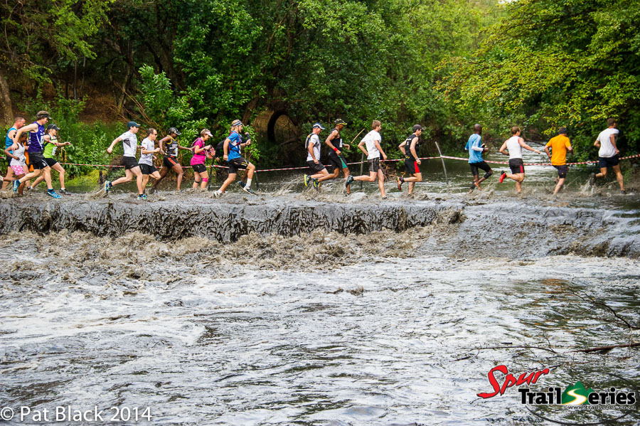 Runners at race 1 of the Spur Gauteng Summer Trail Series™ 2014. Image by Pat Black (1)