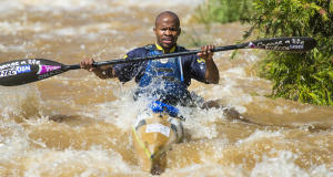 The Computershare Change A Life Academy head coach Lucas Mthalane has been leading the academy from the front after registering top fives at the Ozzie Gladwin Canoe Marathon - Anthony Grote/ Gameplan Media