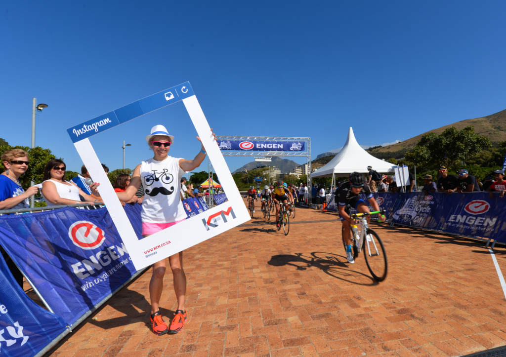 Engen Cycle in The City  - photo credit www.zooncronje.com