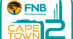Excitement builds as Cape Town prepares to host what is sure to become one of the largest and most celebrated sporting events in South Africa, the much anticipated FNB CAPE TOWN 12 ONERUN.  Seen here (from left to right) at the event launch that was held on Monday, 26 January 2015:  Brett Bellinger (Marketing Director PUMA South Africa) with Michael Meyer (Managing Director of Stillwater Sports) and Stephan Claassen (FNB Business Provincial Head).  PHOTO CREDIT:  Ewald Sadie