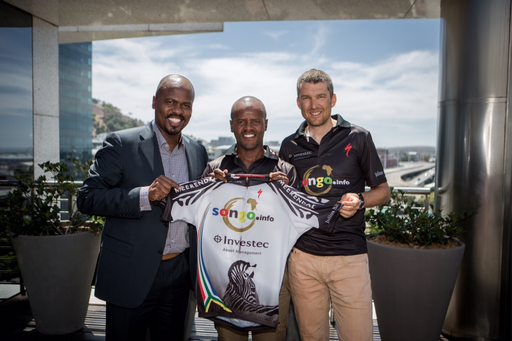 songo.info is an educational support and sports development initiative created by Christoph Sauser, Swiss multiple World Champion mountain biker and Absa Cape Epic winner and Songo Fipaza, community leader and great athlete from Kayamandi township, near Stellenbosch, South Africa. The initiative was launched at the 2008 Cape Epic multi-stage endurance race, held in South Africa's Western Cape province. songo.info strives to improve the lives of the children in Kayamandi through sporting opportunities. The development programme focuses on academic support, running and bike riding; including BMX, mountain biking and road cycling; as well as participation in duathlon. www.songo.info