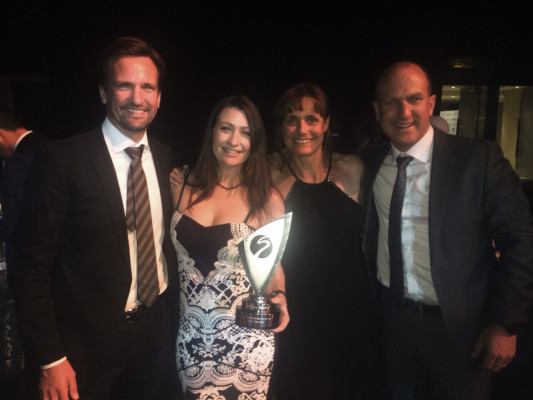 The Absa Cape Epic has walked away with top honours in the prestigious Sport Participation Event category at the Discovery Sport Industry Awards  - Photo Supplied