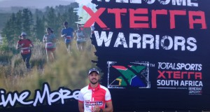 Morne Van Greunen living the Xterra Warrior status.