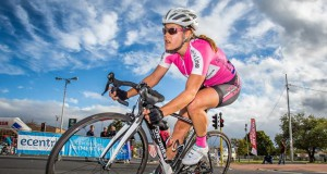 Team Bestmed-Multihull-ASG's newly crowned Nambian champion Vera Adrian will turn her attentions to the African continental road cycling championships in South Africa next week. Photo: Proactive/Heiko Diehl