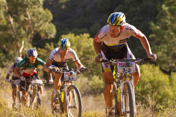 This year Platt will be back again with partner, Urs Huber, to try win his 5th Absa Cape Epic.  - SPORTZPICS.NICK MUZIC.