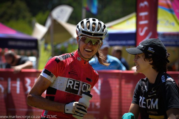 Ariane Kleinhans thrives in Sabie mountains - Images: Marike Cronje/ ZCMC