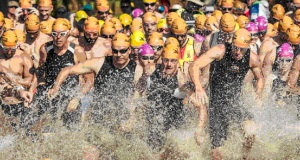 The Sanlam Cape Mile will debut at the picturesque Eikenhof Dam (Grabouw Country Club, Western Cape) on Saturday, 14 February 2015.   XTERRA Warriors taking part in the Totalsports XTERRA South African Championship presented by REHIDRAT® SPORT the following weekend are invited to enter the Sanlam Cape Mile as a warm up to South Africa's largest off road triathlon experience. Seen here:  Totalsports XTERRA Warriors in action.  PHOTO CREDIT:  Volume Photography