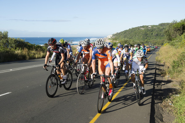 The aQuellé Tour Durban presented by Sunday Tribune will kick start an eight day window in which four top class road races will be held in KwaZulu-Natal. - Anthony Grote/ Gameplan Media