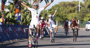 """""""This will probably make it the best aQuellé Tour Durban field we have had for long time,"""" said Dean Edwards, a former winner of the race and now manager of Team Abantu that extended its grip on the race title last year when Reynard Butler took the title. - Anthony Grote/ Gameplan Media"""