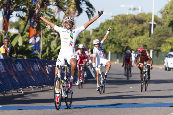 """This will probably make it the best aQuellé Tour Durban field we have had for long time,"" said Dean Edwards, a former winner of the race and now manager of Team Abantu that extended its grip on the race title last year when Reynard Butler took the title. - Anthony Grote/ Gameplan Media"