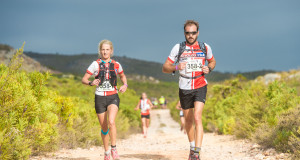 Team EnduroHub's Morne Van Greunen and Kerry-Ann Marshall finished 2nd in the Mix Category - Volume Photography