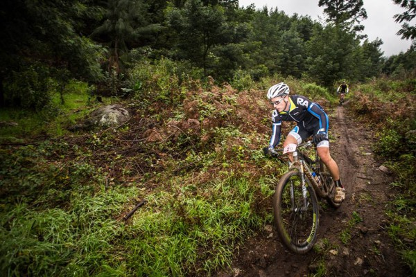 Riders of all levels would be able to enjoy the scenic routes Die Burger MTB Challenge offered - Photo supplied