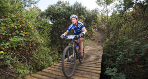 With the potential absence of 2014 Sappi Karkloof Classic champion Candice Neethling (Pam Golding/Freewheel Cycology), 2014 winner and 2015 runner-up Jeannie Dreyer (USN/Hi-Tec) could notch up a second win in three years if she is on the start line at the 2015 60km marathon during the Sappi Karkloof Classic MTB Festival from 8-10 May.  - Anthony Grote/ Gameplan Media