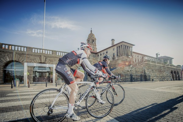 Pretoria will play host to the inaugural Bestmed Capital Classic road race on May 17. Photo: Supplied