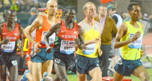 Seen here, Emmanual Bett in action.  Photo Credit:  Pace Sports Management