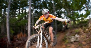 Seen here:  Riders in action at the 2014 FNB Magalies Monster MTB Classic presented by ISUZU.  Photo Credit:  Volume Photography
