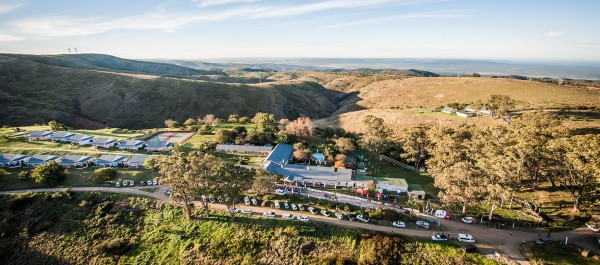 The Zuurberg Mountain Village will be the official race village for the PwC Great Zuurberg Trek, which takes place near Addo in the Eastern Cape from May 29 to 31. Photo: Morné Marais