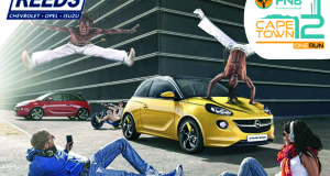Reeds Win an Opel Adam