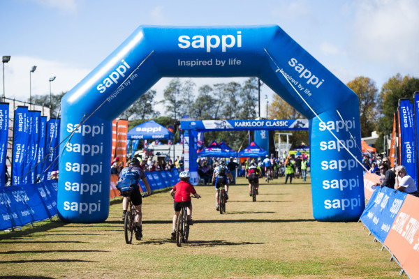 With large numbers of riders and spectators expected at the 2015 Sappi Karkloof MTB Festival the communities that surround the Karkloof Country Club are expecting to receive a much appreciated cash injection when the riders arrive for the event from 8-10 May.  - Anthony Grote/ Gameplan Media
