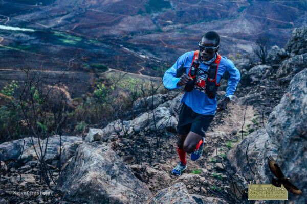 The 38km, Jonkerhoek Mountain Challenge staged in Jonkershoek Nature Reserve, Western Cape, South Africa on 3rd May 2015 - Image by Kelvin Trautman