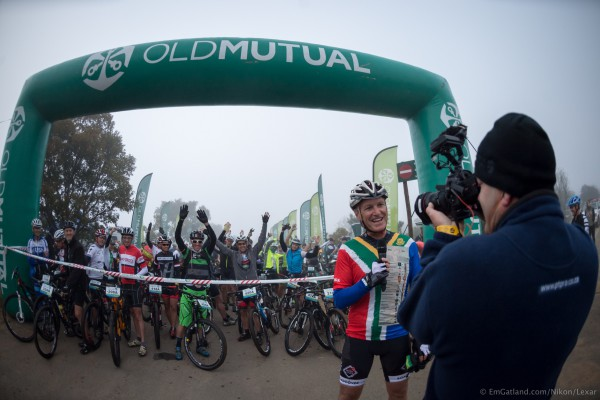 DStv viewers can win a once-in-a-lifetime experience with an individual entry to the 2016 Old Mutual joBerg2c when they watch the 2015 highlights package on SuperSport Eight from Monday night. Photo: Em Gatland/Nikon