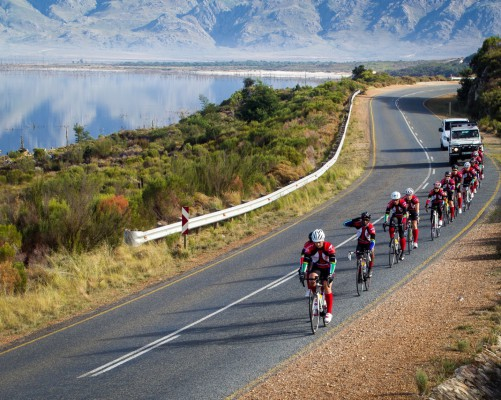 Seen here:  The Unogwaja Team in action during the 2014 Unogwaja Challenge.  PHOTO CREDIT:  David Papenfus