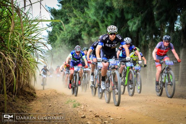 Team RECM pairing of Erik Kleinhans and Nico Bell finished in a credible third place overall - Photo Darren Goddard