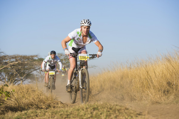 Having ridden to an eighth place finish overall with partner Michael Hay in 2014, Andrew Houston will be back in 2015 to take on the BSi Steel dusi2c with current African Continental Cross Country Champion and girlfriend Bianca Haw from 20-21 June.  - Anthony Grote/ Gameplan Media