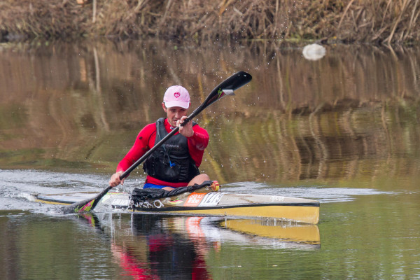 After winning the two-day Pink Lady race on the weekend Under 23 star Brandon van der Walt says he is uncertain about whether he will commit to racing the full Berg River Canoe Marathon from 15 to 18 July.